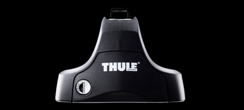 thule stahl dachtr ger mini clubman bis 2015 ohne reling. Black Bedroom Furniture Sets. Home Design Ideas
